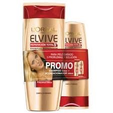 Pack Elvive (shampu 680 + Acond 400)